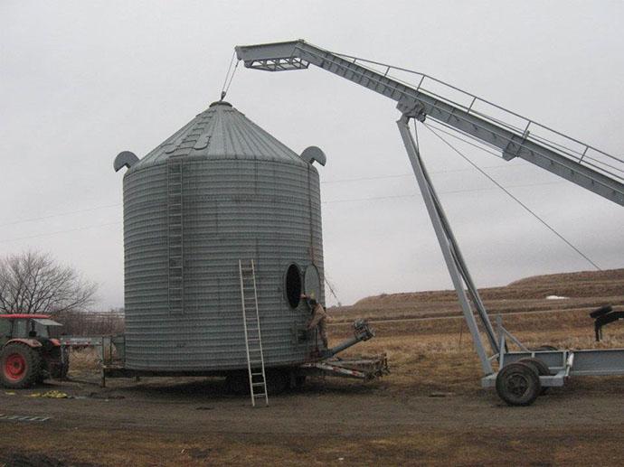 Weirich Welding Plus Grain Bin Setup Amp Repair