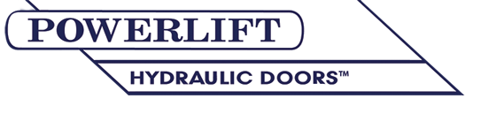 PowerLift Doors at Weirich Welding Plus Logo